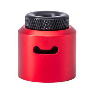 Red An RDA for vaping cloud caps coilturd