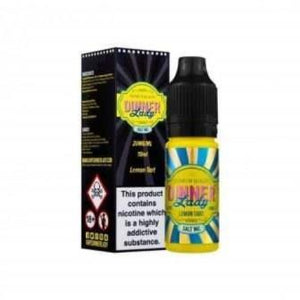 Dinner Lady - Lemon Tart 10ml 20mg Salt Nic