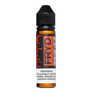 Drip Fried Cream Cake 50/60ml 0mg