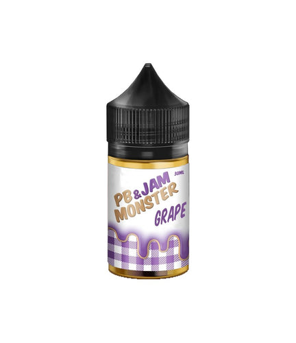 Jam Monster PB & Jam Monster Grape 30/120ml