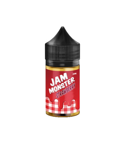 Jam Monster Strawberry 30/120ml