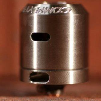 Mini Cap 24 SS Smooth Side Aiflow (Fits Kennedy 24)