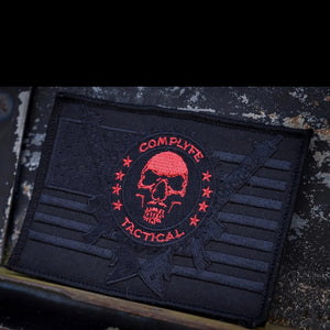 Comp Lyfe Tactical Flag Patch