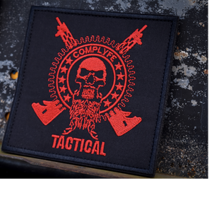 Comp Lyfe Tactical Logo Patch