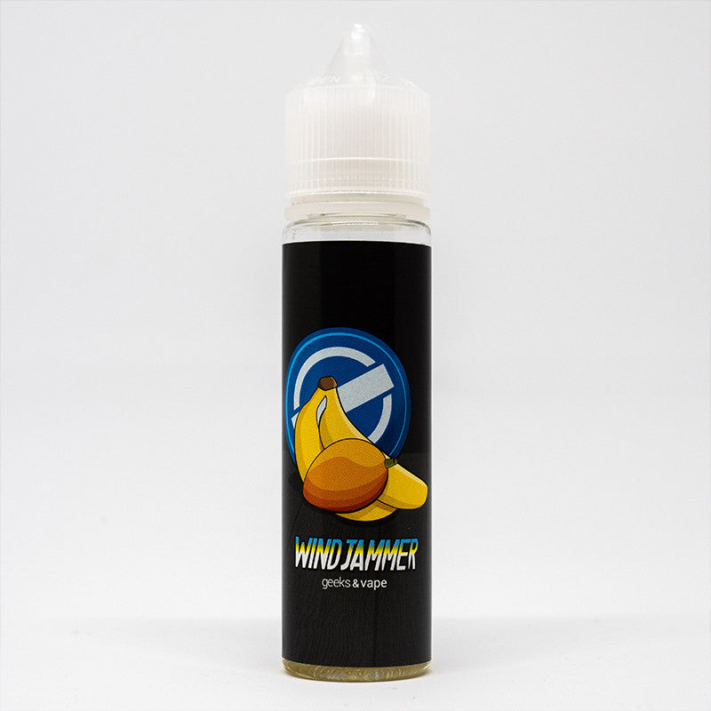 Windjammer 50/60ml 0mg