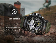 Carregar imagem no visualizador da galeria, Quartz Sports Watches Luxury