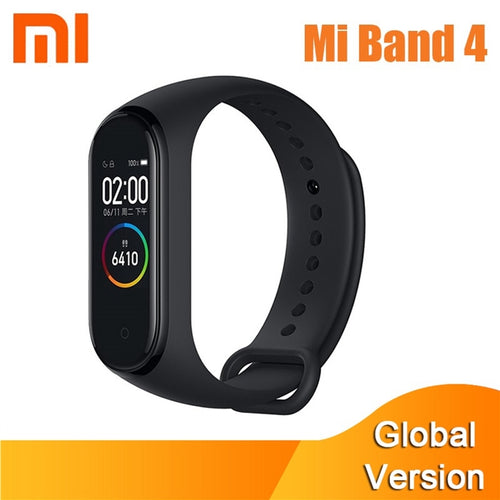 Xiaomi Mi Band 4 Version Global