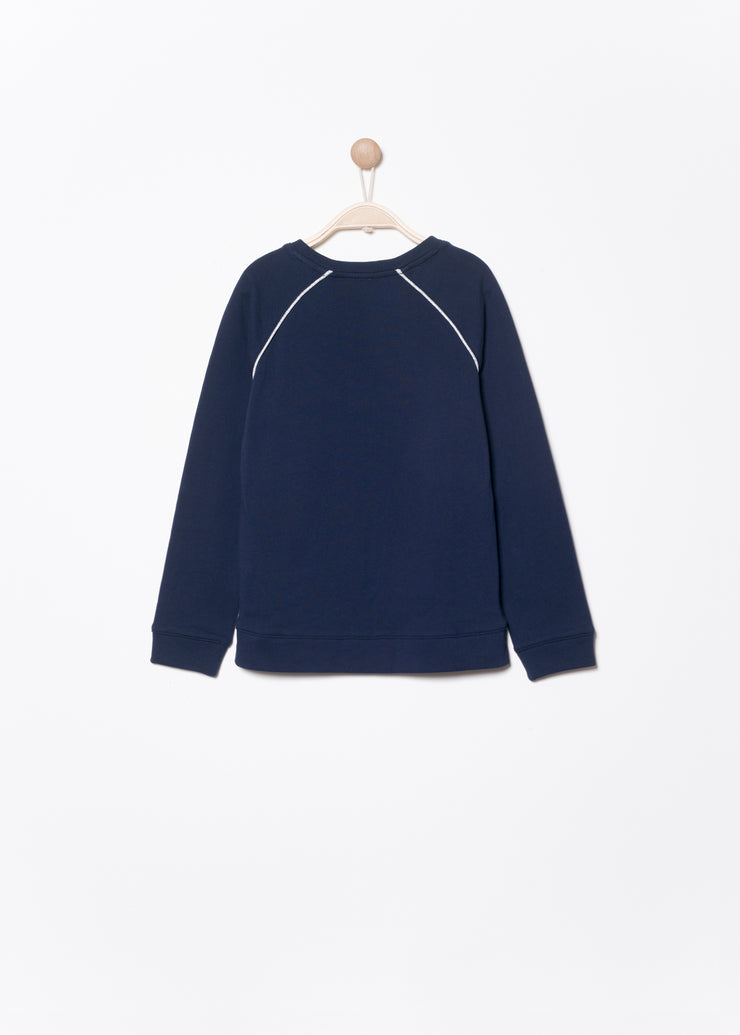 SWEAT NAVY SAINTY | Karl Marc John