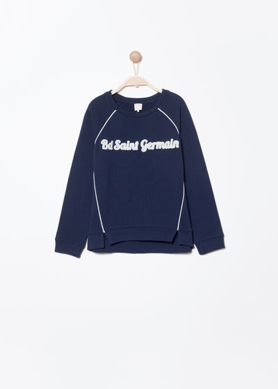 SWEAT NAVY SAINTY