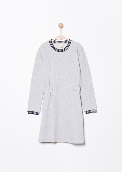 ROBE GRIS CLAIR REDDY | Karl Marc John
