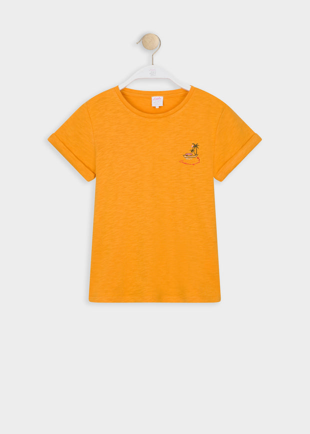 TEE-SHIRT MANGUE ASY