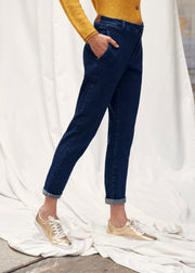 PANTALON DENIM PASSIFLORE DENIM