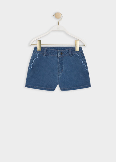 SHORT DENIM INFINITY