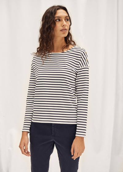 SWEAT MARINE SIBYLLE | Karl Marc John