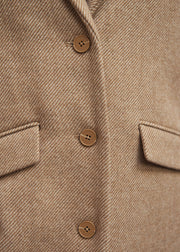 MANTEAU SABLE LAUTREC