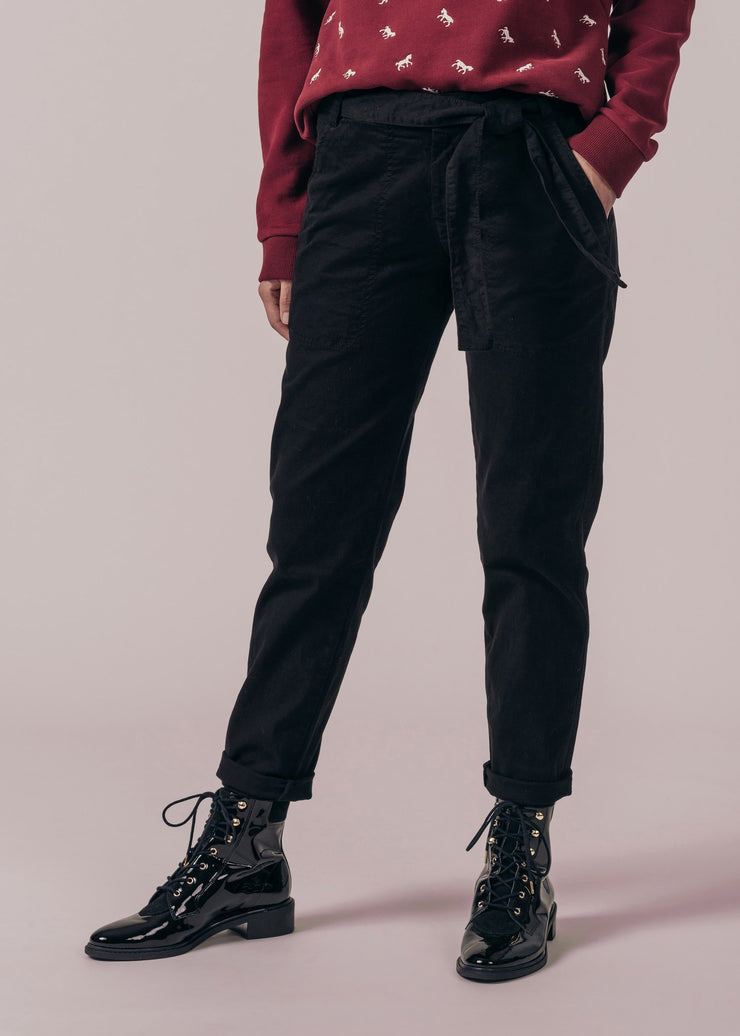 PANTALON NOIR PAUL