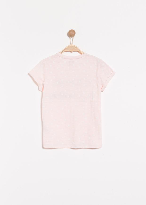 TEE-SHIRT POUDRE ABOLY