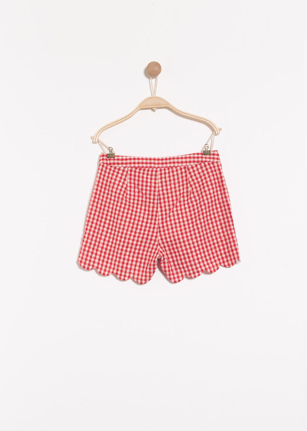 SHORT ROUGE IVICHY