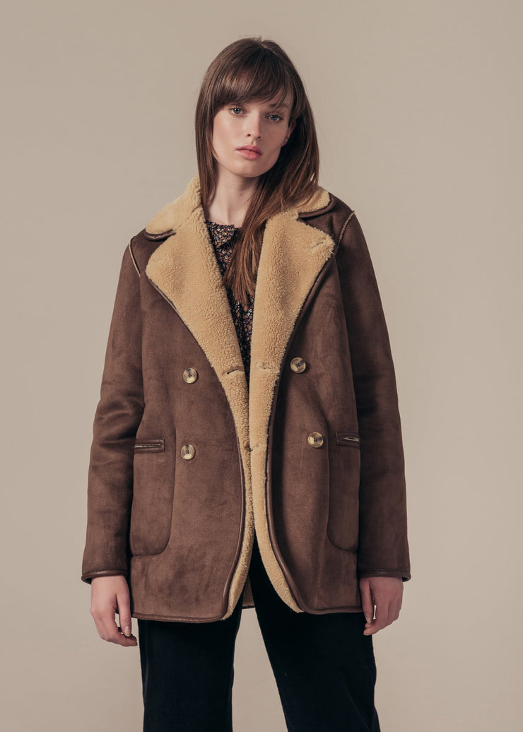 MANTEAU SABLE LAPLAND