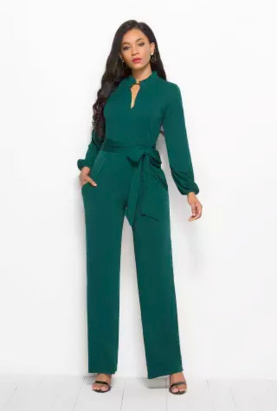 JUMPSUIT MANGA LARGA