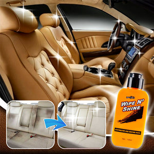 Wipe N' Shine Restorative Car Coating Paste