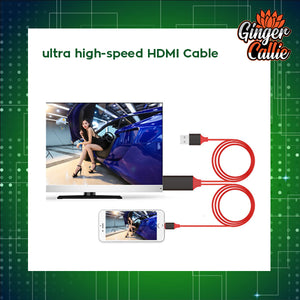 Ultra High-speed HDMI Cable