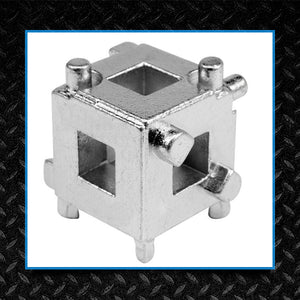 Block Brake Caliper Piston Cube Tool