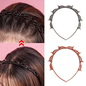 InstaStyle Twist Plait Headband