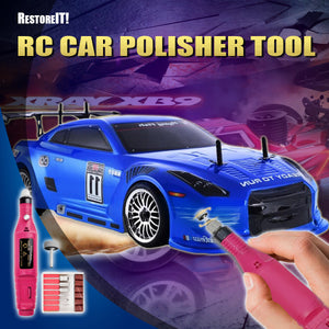 RestoreIT! RC Car Polisher Tool