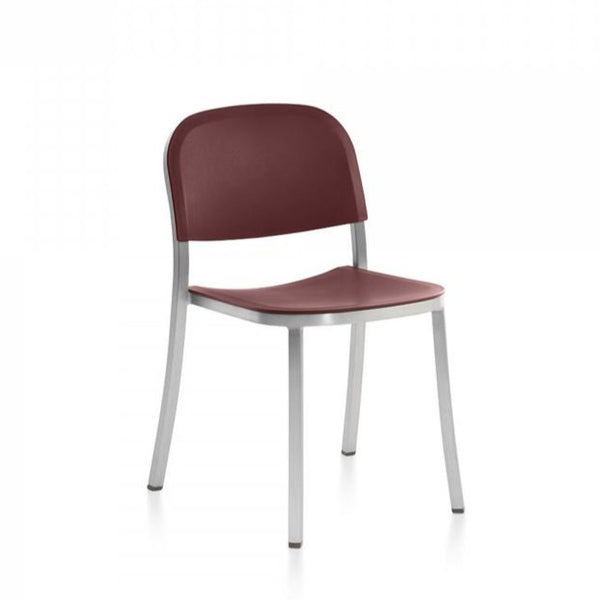 1 Inch Stacking Chair Aluminum