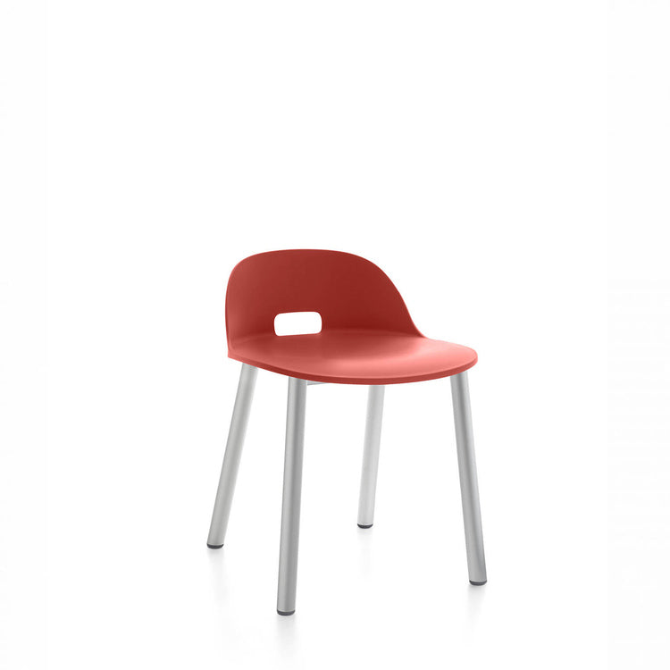 Alfi Aluminum Chair Low Back