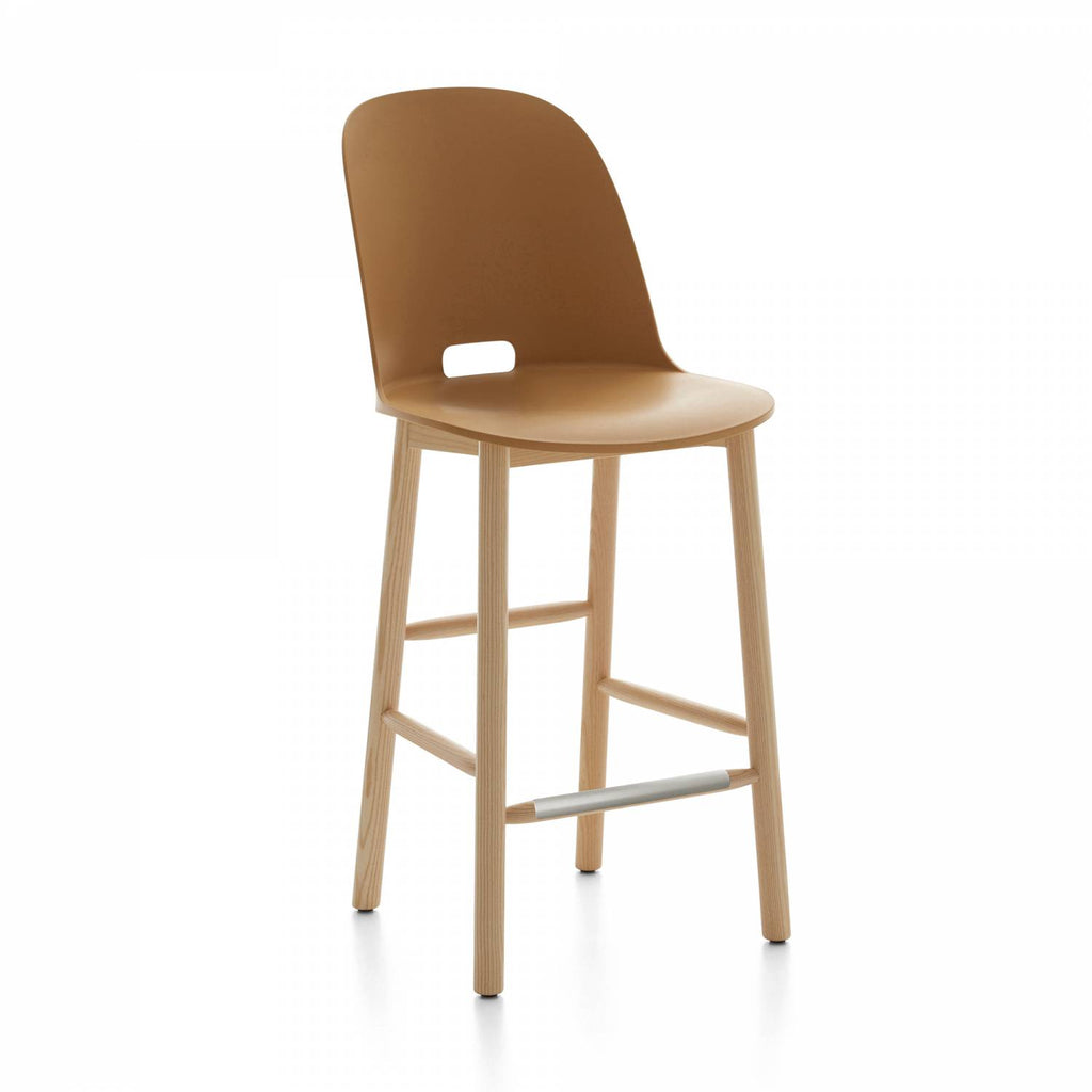 Alfi Stool High Back
