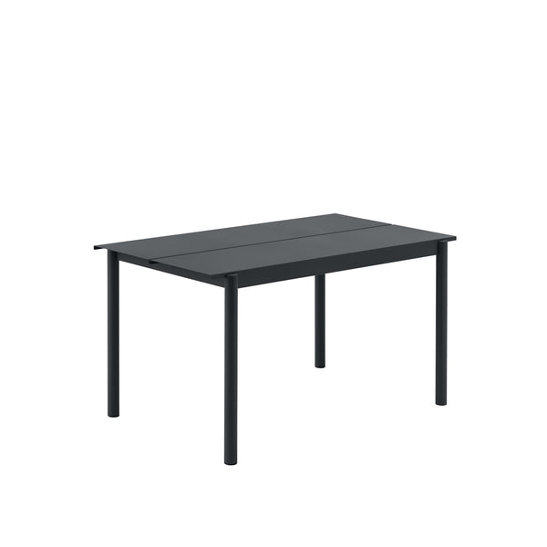 Linear Steel Table