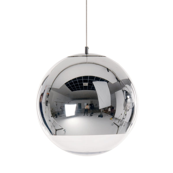 Mirror Ball Pendant