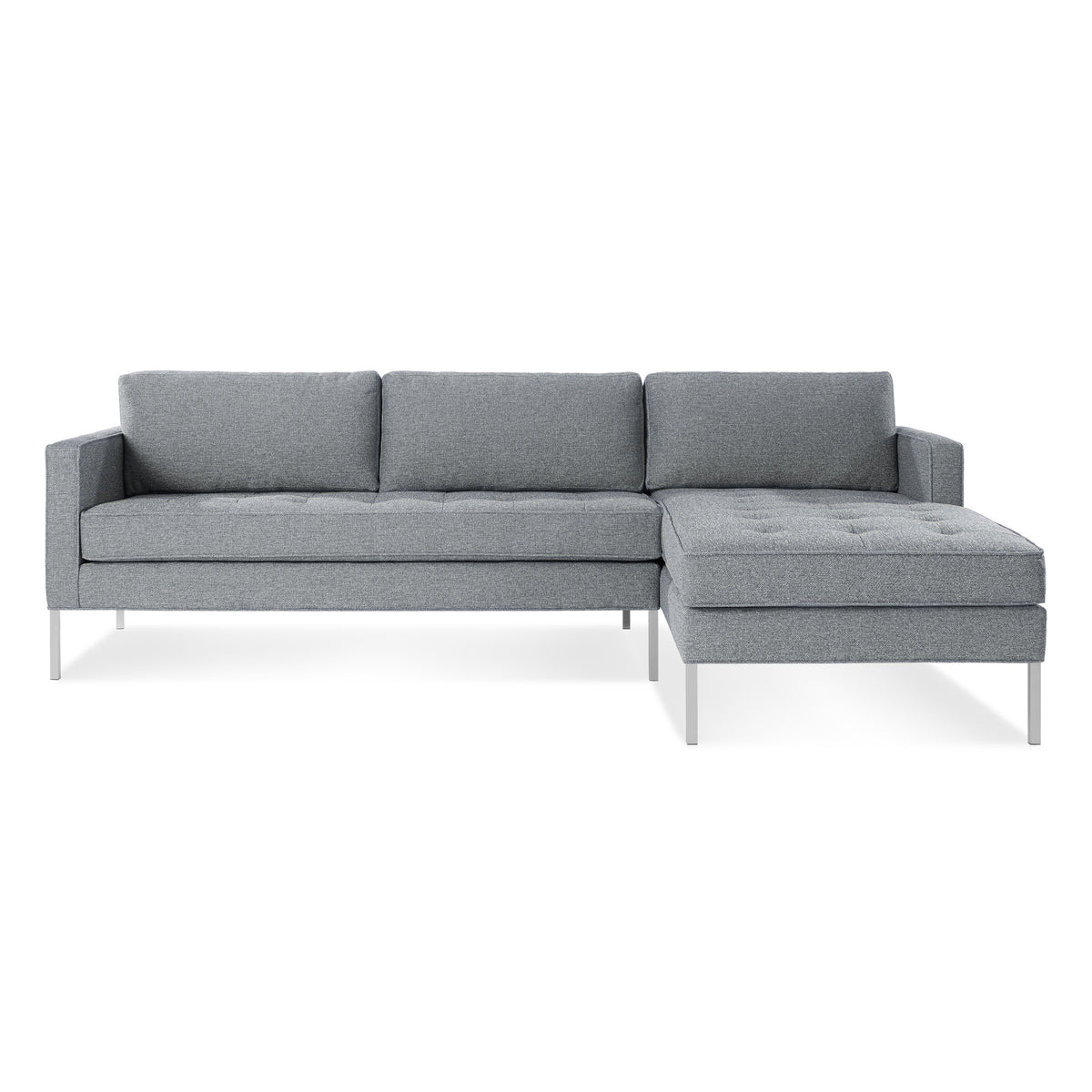 Paramount Sofa With Chaise Hut K