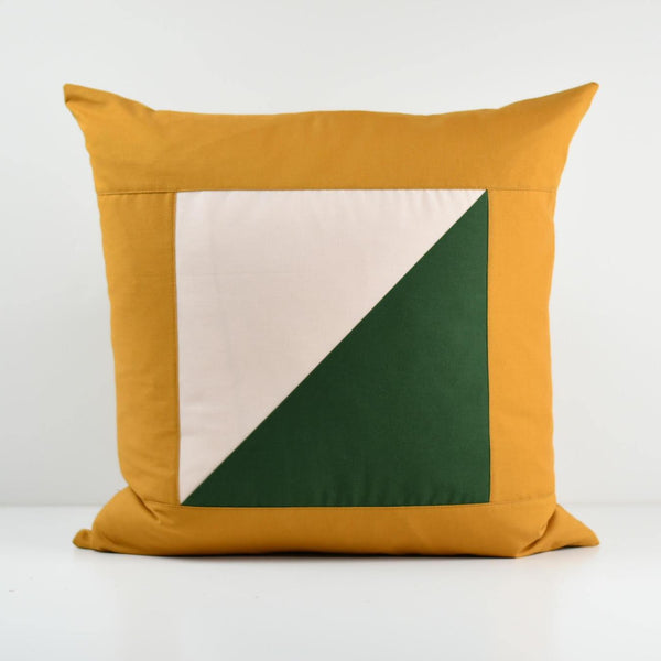 "Rox Textile Art x Hut K 18"" Pillow"