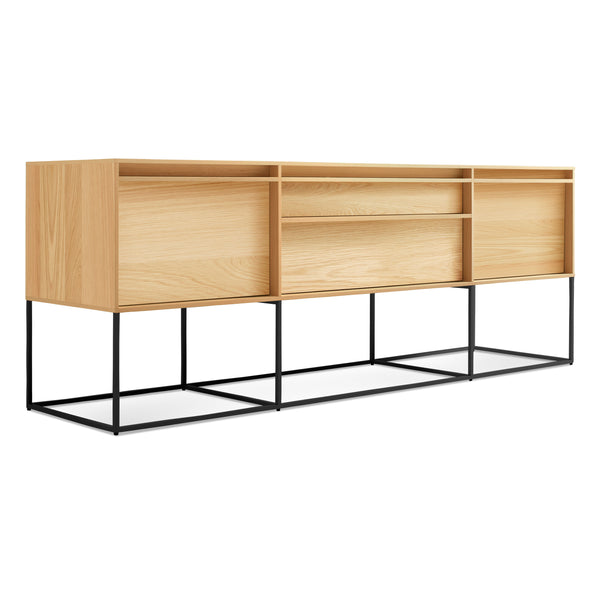 Rule 2 Door / 2 Drawer Console
