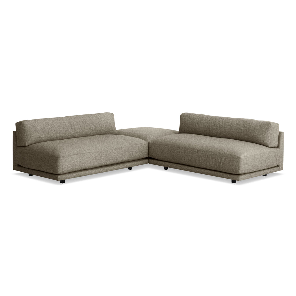 Sunday L Sectional - Small