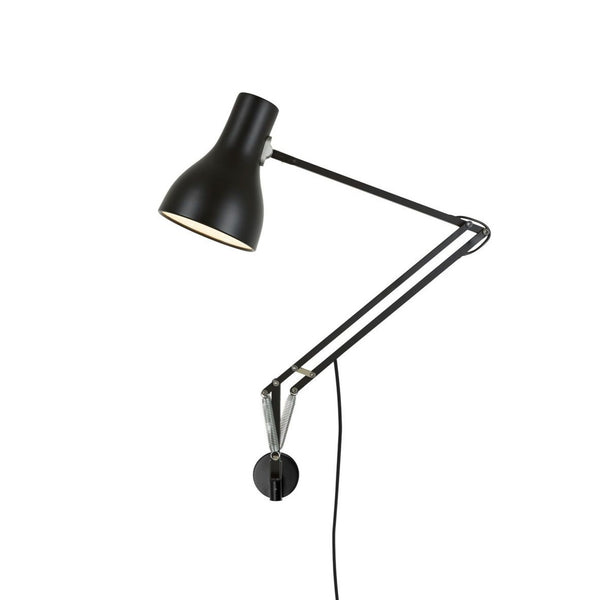 Type 75 Lamp with Wall Bracket