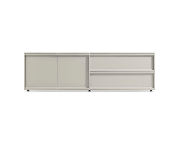 Superchoice 2 Door / 2 Drawer Console