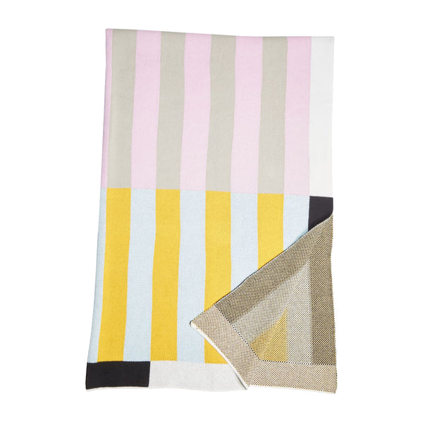 Stripe Throw