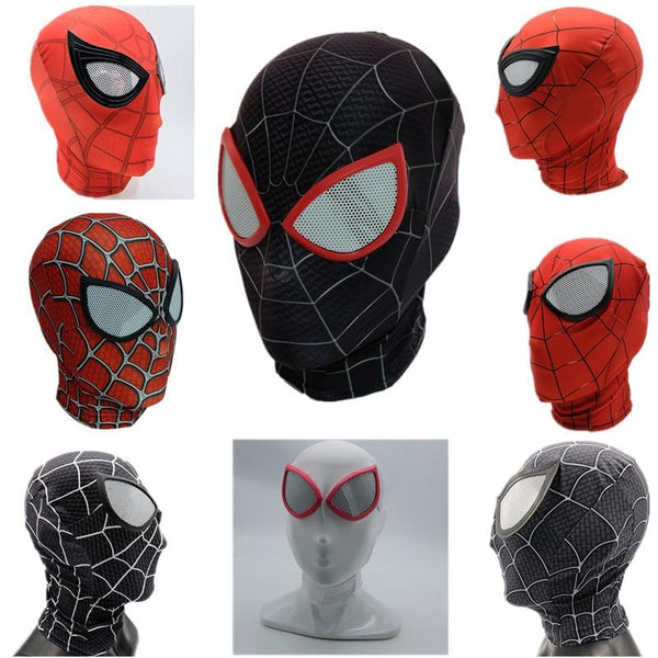 Amazing Spider-Man 2 Faceshell with Lens Silicone