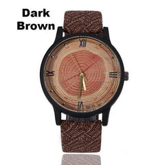 Wooden Retro Casual Watches