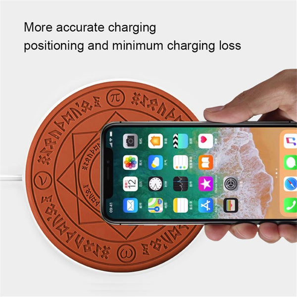 Universal Magic Circle Qi Wireless Charger