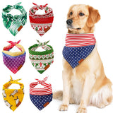 1 pc Cute Dog or Cat Bandana Scarf
