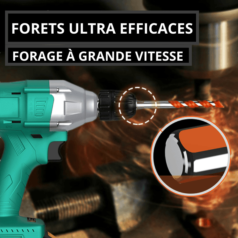 Forets ultra efficaces Luvidoza