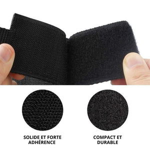 Sangle velcro de rangement en nylon™