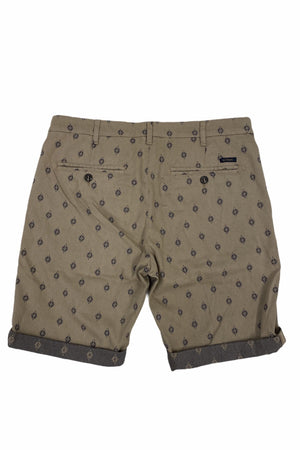 40 Weft - Short Design Beige Shorts 40 Weft