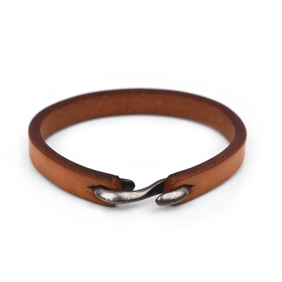 Bracelet Leather Camel