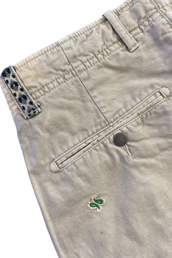 AT.P.CO - Short Cargo Beige Shorts AT.P.CO